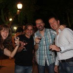 Vinos de La Mancha con amigos