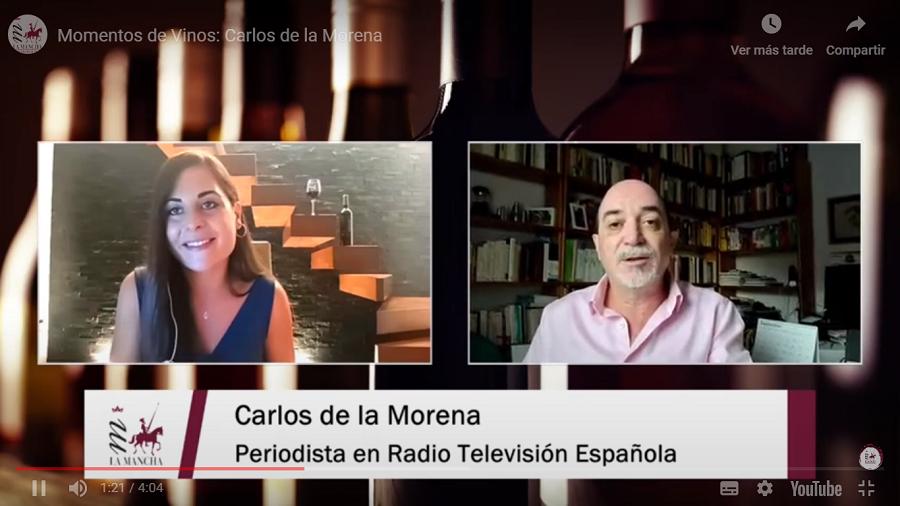 Entrevista a Carlos de la Morena