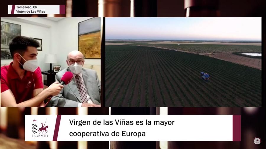 Entrevista a D. Rafael López, presidente de la Coop. Virgen de las Viñas