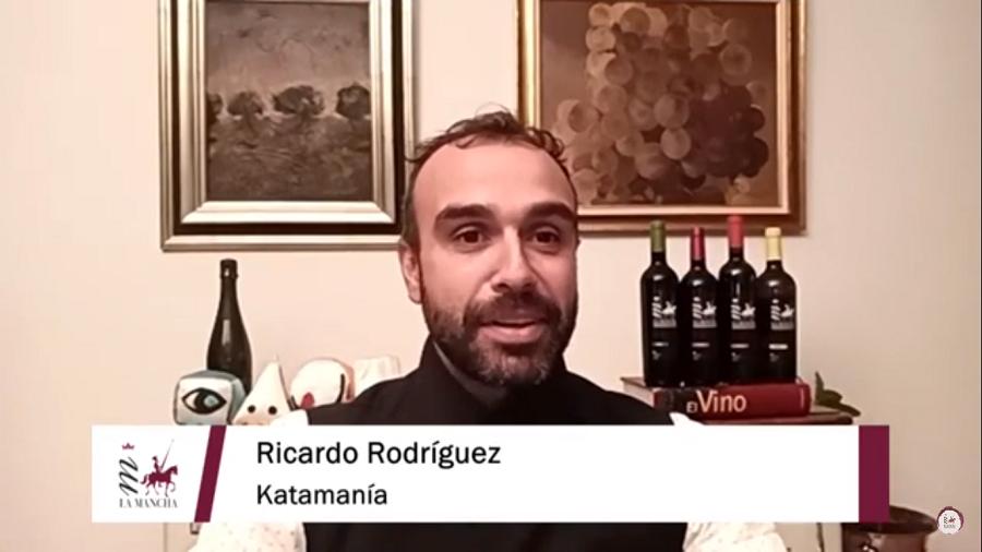 Ricardo Rodríguez de Katamanía