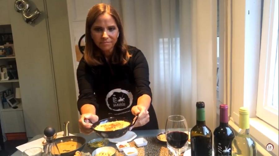 Sue Moya Hummus de Gachas
