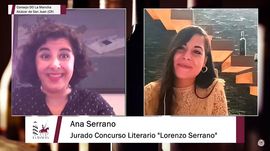 Entrevista a Ana Serrano