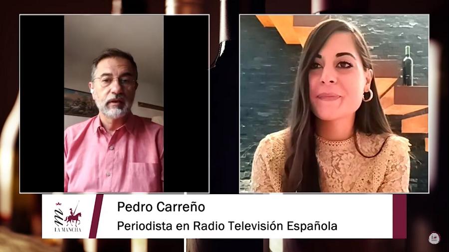 Entrevista a Pedro Carreño, periodista de RTVE