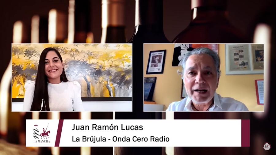 Juan Ramón Lucas entrevista