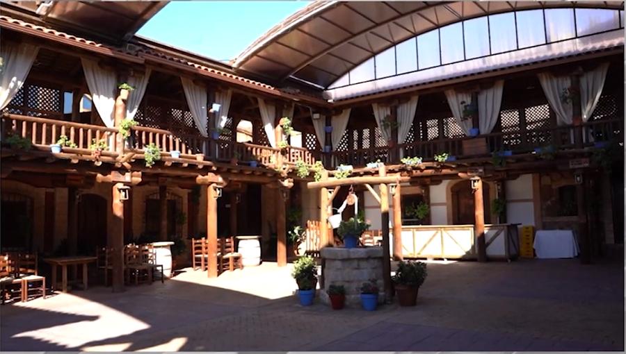 Restaurante Mirador de La Mancha