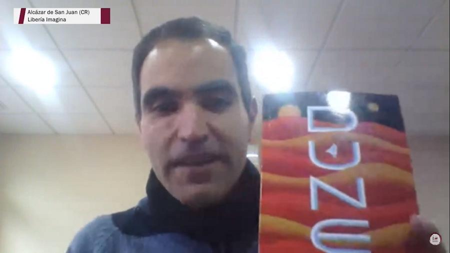 Jesús Callejas nos propone Dune, uno de los libros para maridar con vinos de La Mancha