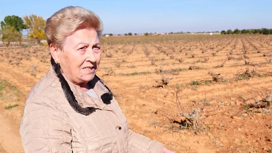 Isabel Martínez, una de las mujeres protagonistas en el documental 'Testimonio, vida y recuerdos'